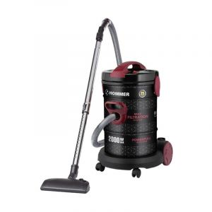 Hommer Vacuum Cleaner Barrel, 25 L, 1600:2000 Watts - HSA211-11
