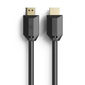 HP HDMI 2.0 High-Speed 18 Gpbs Cable, 4K, 2m, Black - DHC-HD01