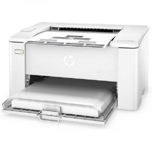 HP printer LaserJet, White - M102A