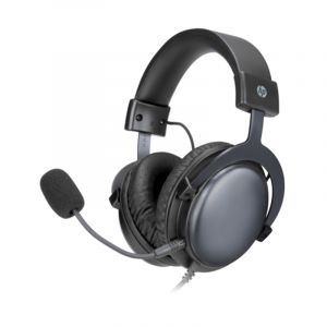 HP Stereo Headphone ,2 m, Black - DHE-8005