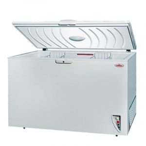 HOME QUEEN Chest Freezer, White, 6.8 Feet ,192 Liters,  HQAF300