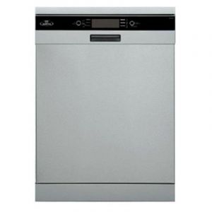 Home Queen Dishwasher 8 Program, 2 Level, Digital, Silver - HQDWT32X