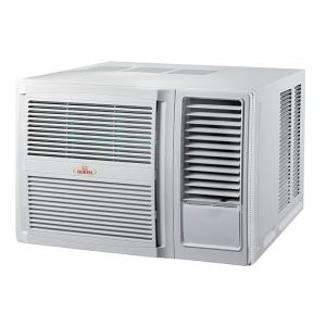 HOME QUEEN Window AC Rotary Hot/Cold, 17,600 BTU, Ultra, Chinese Industry - HQWG18HN
