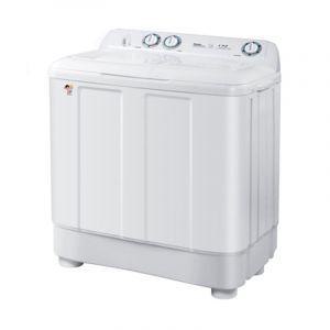 Haier Twin Tub Washing Machine , 10 kg , White - HWM130-KSA1187S