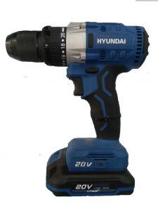 HYUNDAI CORDLESS IMPACT DRILL - HPTHD004.blackbox