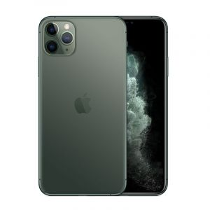 APPLE iPhone 11 Pro Max, 512GB ,4GB Ram , 4G - Midnight Green