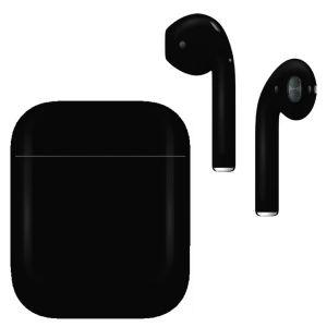 Apple Air Pods, JET BLACK MATTE