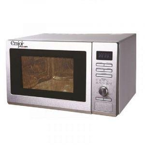EMJOI Microwave, Grill and Fan, 1x3, 1450W, Silver- UEMO-6030SGC