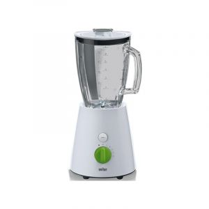 Braun Tribute Collection Blender , 800 watt , White - JB3060