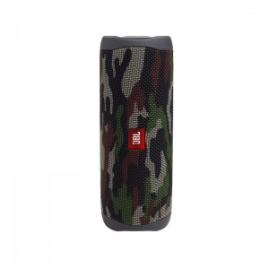 JBL Flip 5 Portable Speaker, Waterproof , Bluetooth, Squad - JBLFLIP5SQUAD