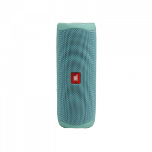 JBL Flip 5 Portable Speaker, Waterproof , Bluetooth, TEAL - JBLFLIP5TEAL