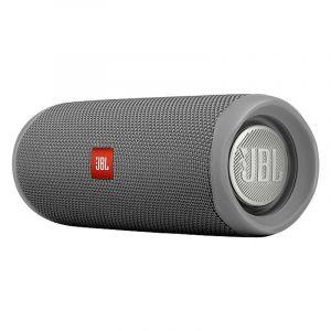 JBL Flip 5 Bluetooth speaker, Waterproof , Grey - JBLFLIP5GRY