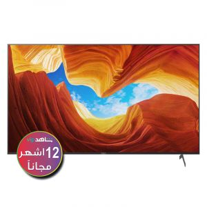 Sony TV 85 Inch, 4K Ultra HD, HDR, LED, Android, Smart - KD-85X9000H