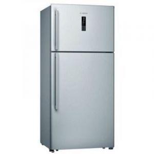 Bosch Refrigerator Free Standing ,Top Freezer, 17 Ft , 482 L, Steel - KDN65VI20B