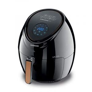 Kenwood Airfryer,Capacity 5.5 L ,1800 watts - OWHFP50.000BK - Blackbox