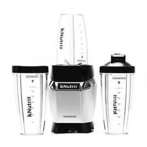 Kenwood k-Nutri Blender, 600W, 10 Pieces, Gray - OWBSP70.560SI