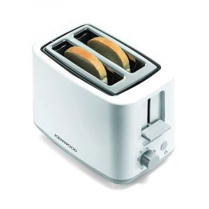 Kenwood Toaster 760W, 2 Slice, Roasting degree Control, White - OWTCP01.A0WH
