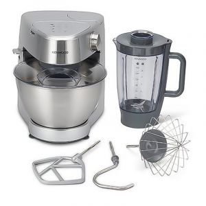 Kenwood Kitchen Machine Prospero, 4.3 L, 1000 W, Silver - KHC29.B0SI