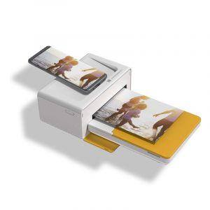 Kodak Photo Printer Dock with type-C dock, Android & iPhone Connector - PD-460 - Blackbox