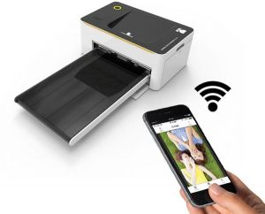 KODAK Photo Printer Dock Wifi  with Android & iPhone dock - PD-450W