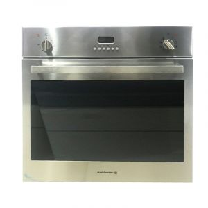 Kelvinator Built-in Multifunction Electric Oven, Silver - 60x60 cm - KRBO-E9TDTLT-1661/X