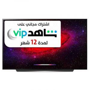 ال جي تلفزيون 77 بوصة او ال اي دي - OLED77CXPVA - الصندوق الاسود