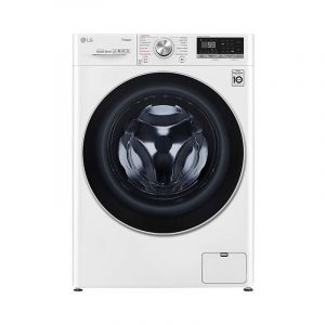 LG Washing Machine Front Load 8 kg, Dryer 5 kg, 6 Motion, AI Direct Drive Engine - WSV0805WH