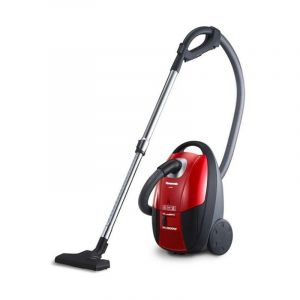 Panasonic 1900W, 6L Capacity, Vacuum Cleaner -Red - MC-CJ911R747