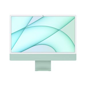 Apple IMAC M1 24 inch, Retina 4.5K display, chip 8‑core CPU, 8‑core GPU, 256GB SSD, Green - MGPH3AB/A