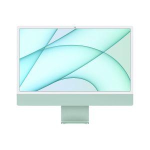 Apple IMAC M1 24 inch, Retina 4.5K display, chip 8‑core CPU, 8‑core GPU, 512GB SSD, Green - MGPJ3AB/A