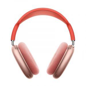 ابل ايربودز ماكس سماعة فوق الاذن , مانعة للضوضاء, وردي - MGYM3ZE/A