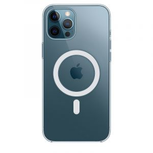 Apple iPhone 12 Pro Max Clear Case with MagSafe - MHLN3ZE/A