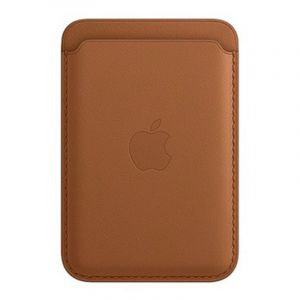 Apple IPhone Leather Wallet with MagSafe , Saddle Brown - MHLR3ZE/A