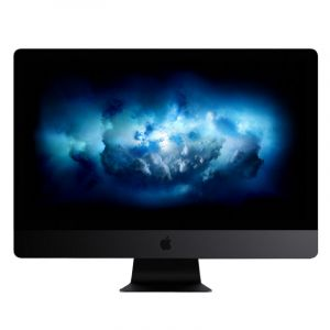 Apple iMac All-In-One 2020 with Retina 5K display, 3.0GHz, 27 inch, Intel Xeon W, 32GB RAM, 1TB SSD, Space Gray - MHLV3AB/A