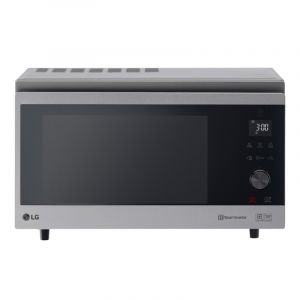 LG 39 Liter 850:1150 Watt, Healthy Cooking, Even Heating , Steel - MJ-3965ACS