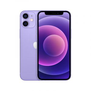 Apple iPhone 12, 6.1 inch, 128 GB , 4 GB Ram, 5G, Purple - MJNP3AA/A