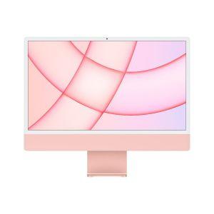 Apple IMAC M1 24 inch, Retina 4.5K display, chip 8‑core CPU, 7‑core GPU, 256GB SSD, Pink - MJVA3AB/A