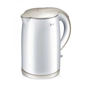 Midea Electric Kettle 1.7 Liter ,white - MK-17H05E