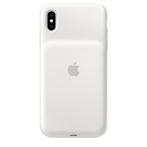 Apple Case with Battery for iPhone XS -White - Mrxq2