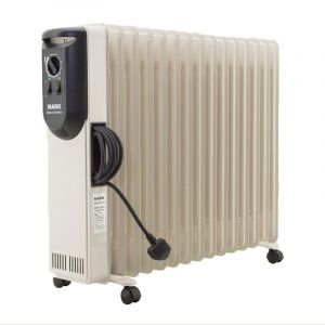 Mark Oil Heater 15 fins, 2500 Watt, Germany - MVA-2515