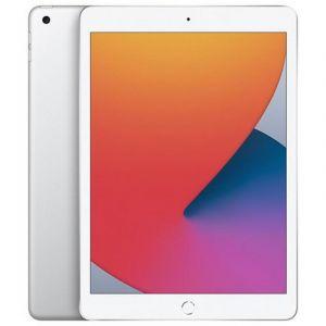 Apple iPad 8Gen ,10.2 inch iPad Wi-Fi 128 GB, Ram 3 GB, Silver - MYLE2AB/A