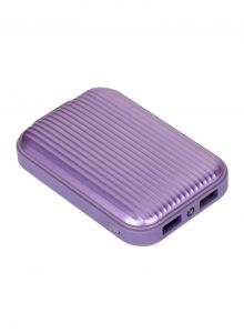 MOMAX Mini3 External Battery Pack ,10000 mAh,Purple - IP58U