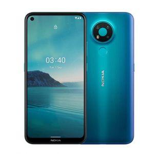 نوكيا 3.4 6.39 بوصه, 64 جيجابايت , 4 جيجابايت رام, ازرق - Nokia3.4   الصندوق الاسود