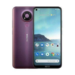Nokia3.4 6.39 inch, 64 GB, 4GB Ram, Purple - Nokia3.4   Blackbox