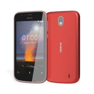 Nokia 1, 8 GB,  4G LTE , Warm Red