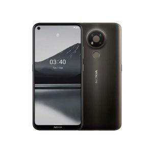 نوكيا 3.4 6.39 بوصه, 64 جيجابايت , 4 جيجابايت رام, رمادي - Nokia3.4   الصندوق الاسود