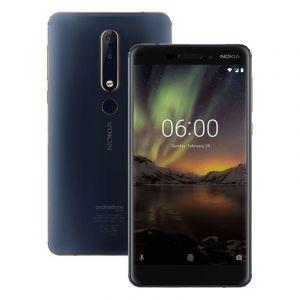 Nokia 6.1,5.5 inch, 32 GB, 4G, LTE - BlUE