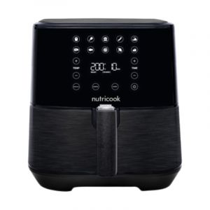 Nutricook Air Fryer Without Oil 5.5 L, 1700 W, Full Touch Control - NC-AF205K
