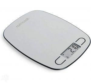 Nutricook EKO Kitchen Weigh Scale, White - NC-KSE5.blackbox