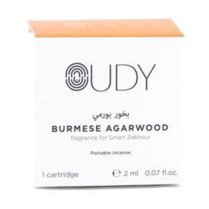 Oudy Burmese Agarwood Fragrance Cartridge -DEV000.0011 - Blackbox